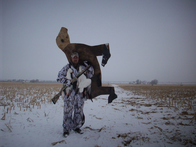 2011 Spring Snow hunt in the snow