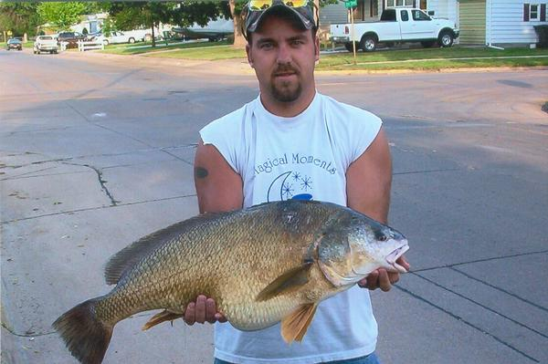 State Record Freshwater Drum